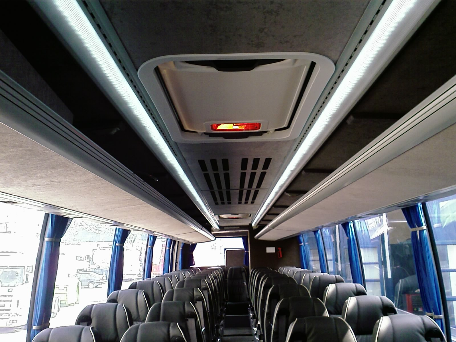 Adv Passenger Information System Pis By Led And Lcd Display